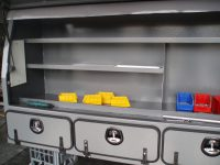 UTE Tool boxes and Service bodies -Tuff Engineering