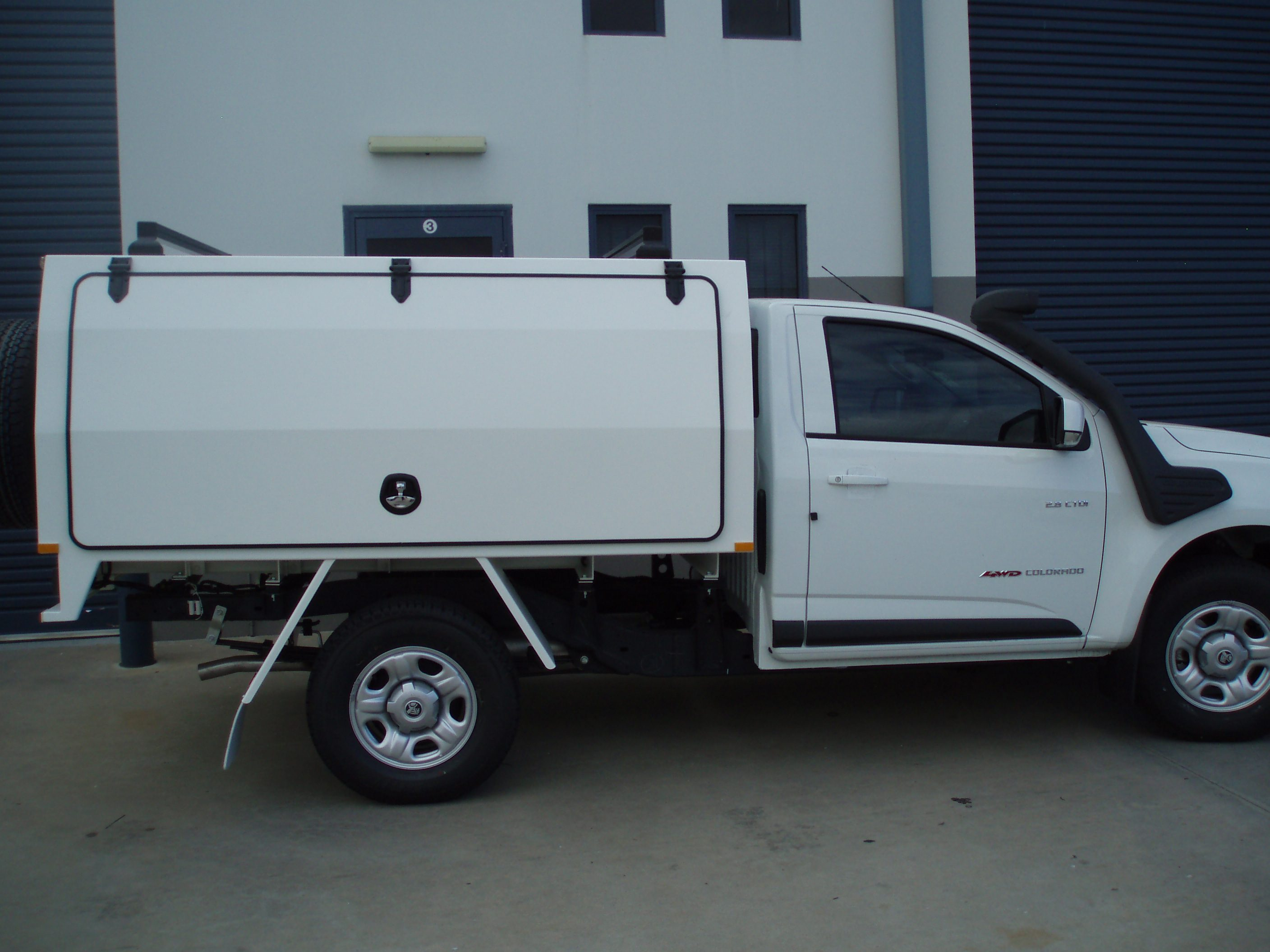 UTE canopies - Tuff Engineering